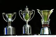 2015年 日本プロゴルフ選手権大会 日清カップヌードル杯 最終日 優勝カップ
