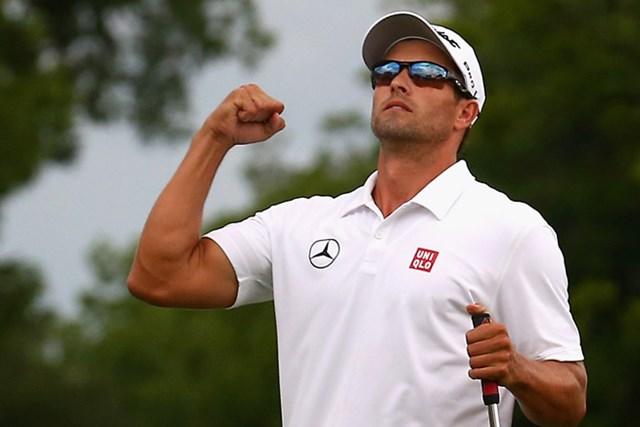 昨年はアダム・スコットがプレーオフを制して優勝した(Tom Pennington/Getty Images)