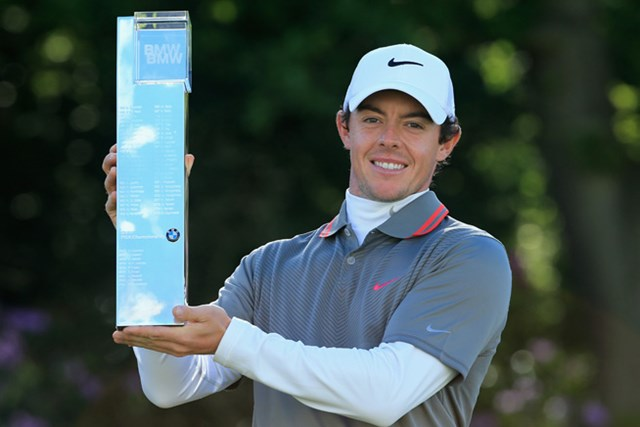前年覇者はR.マキロイ。連覇が掛かる今年も優勝候補の大本命だ (David Cannon/Getty Images)