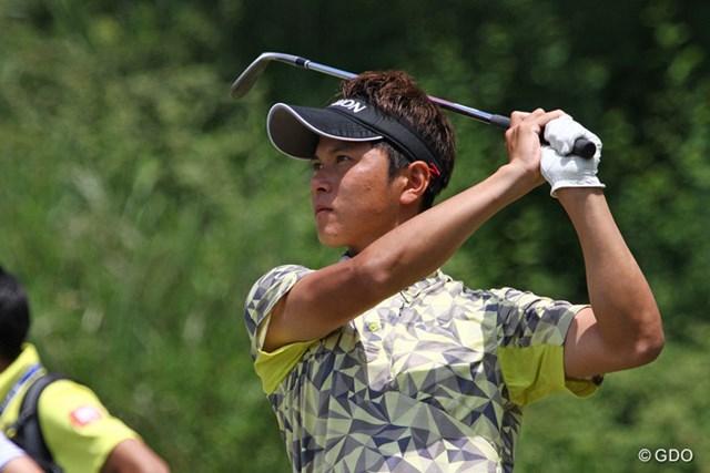 下部ツアー優勝を経て、今季レギュラーツアー初戦を迎える大堀裕次郎