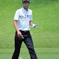 ず~っと以前は、ゴルフ雑誌の編集者やったと記憶してますが、こちらの世界でも活躍しておられるようで…。5位タイ 2015年 関西オープンゴルフ選手権競技 初日 藤田大