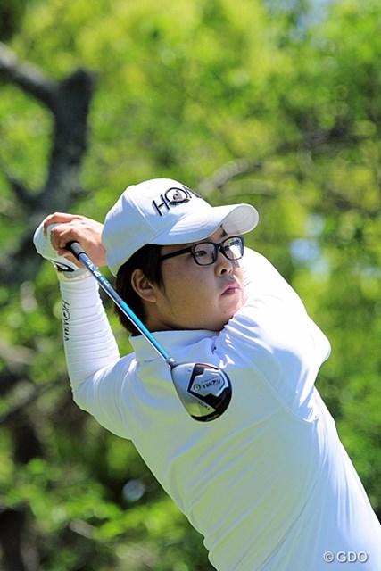 2015年 関西オープンゴルフ選手権競技 初日 ハン・ジュンゴン 最終ホールまで2位に2打差をつけて首位を快走しとったんやけど…。