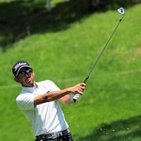 トップアマから33歳でプロ転向。異色のキャリアを持つ藤田大(ふじた・ふとし)が5位発進 2015年 関西オープンゴルフ選手権競技 初日 藤田大