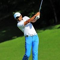 プロゴルファーとして初の賞金ゲットンおめでとうございま~す。きっと嬉しいんやろねェ。今頃ニンマリしてる?15位タイ 2015年 関西オープンゴルフ選手権競技 2日目 藤田大