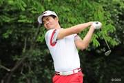 2015年 関西オープンゴルフ選手権競技 3日目 リャン・ウェンチョン