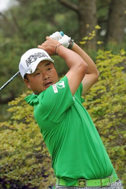 小田孔明が今季ベスト「64」で11位に浮上。不調続きだったドライバーを蘇らせたのは・・・