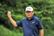 2015年 関西オープンゴルフ選手権競技 3日目 中嶋常幸