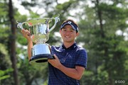 2015年 関西オープンゴルフ選手権競技 最終日 片岡大育