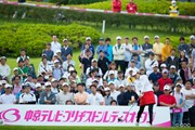 2015年 中京テレビ・ブリヂストンレディスオープン 最終日 横峯さくら