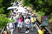 2015年 中京テレビ・ブリヂストンレディスオープン 最終日 飯島茜