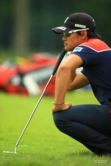 ゴルフにタラレバはないのですが、上がり3連続ボギーさえなければ・・・。1アンダー39位タイ