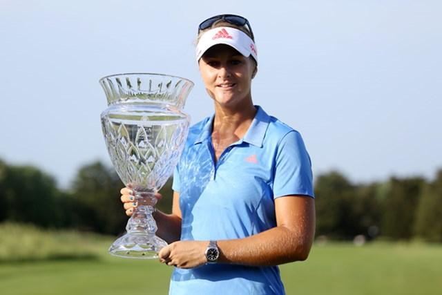 アンナ・ノルドクビストがツアー5勝目を挙げた