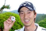 2015年 日本ゴルフツアー選手権 Shishido Hills 事前 重永亜斗夢