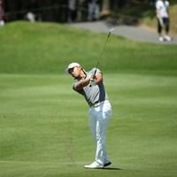 首痛で2週間欠場していた小平智。力を抜いたゴルフで首位と2打差の好発進! 2015年 日本ゴルフツアー選手権 Shishido Hills 初日 小平智