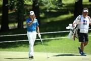 2015年 日本ゴルフツアー選手権 Shishido Hills 初日 平本穏
