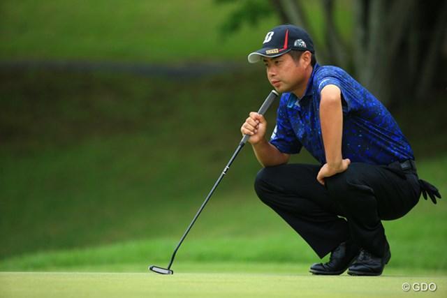 今季初めて1ケタ順位でラウンドを終えた池田勇太は「良く耐えた」