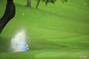 2015年 日本ゴルフツアー選手権 Shishido Hills 2日目 鈴木亨