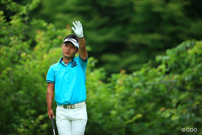 私打ちますよ 2015年 日本ゴルフツアー選手権 Shishido Hills 2日目 河野祐輝