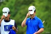 2015年 日本ゴルフツアー選手権 Shishido Hills 2日目 リャン・ウェンチョン