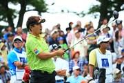 2015年 日本ゴルフツアー選手権 Shishido Hills 最終日 塚田陽亮