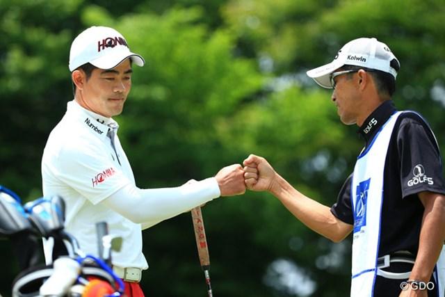 2015年 日本ゴルフツアー選手権 Shishido Hills 最終日 リャン・ウェンチョン 前半でほぼ優勝の二文字が
