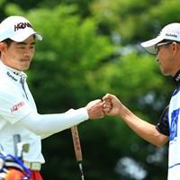 前半でほぼ優勝の二文字が 2015年 日本ゴルフツアー選手権 Shishido Hills 最終日 リャン・ウェンチョン