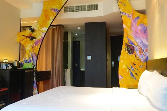 オフィシャルホテルの客室を公開!ツアーが安く提供してくれるのだ