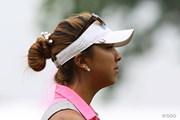 2015年 KPMG女子PGA選手権 初日 アリソン・リー