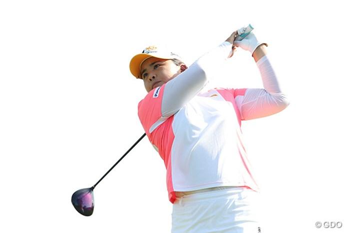 メジャー大会3連覇なるか?朴仁妃が2打差の単独首位に浮上 2015年 KPMG女子PGA選手権 3日目 朴仁妃