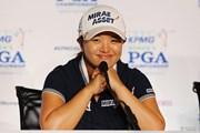 2015年 KPMG女子PGA選手権 3日目 キム・セヨン