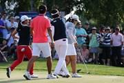 2015年 KPMG女子PGA選手権 最終日 キム・セヨン キム・セヨン