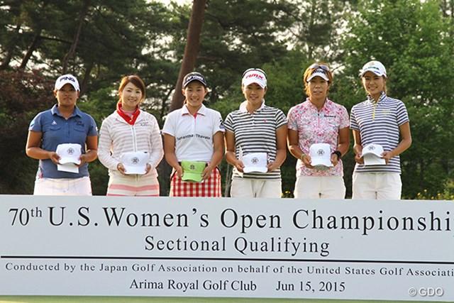 新たに6人が「全米女子オープン」の出場権を手に!