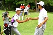 トヨタジュニアゴルフワールドカップ2015 3日目 岡崎錬