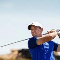 全米オープンで7位に入ったチャール・シュワルツェルも参戦する(Copyright USGA/Steven Gibbons) 2015年 全米オープン 最終日 チャール・シュワルツェル