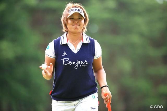 鈴木愛の最新ランクは日本人5番手の68位となった