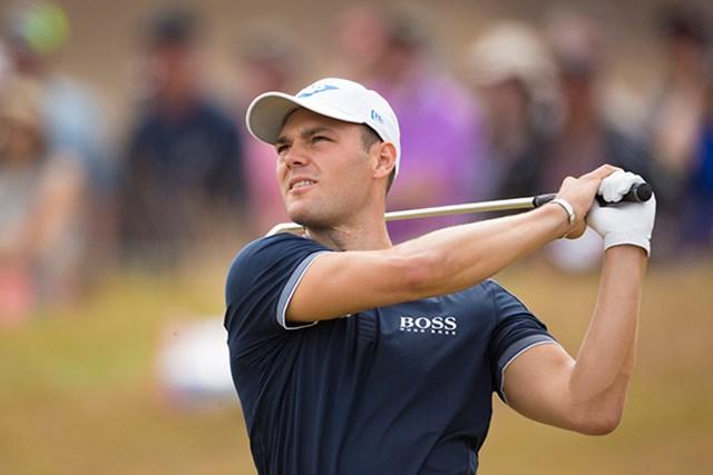 全米オープンでは予選落ちに終わったマルティン・カイマーだが…(Copyright USGA/Darren Carroll)