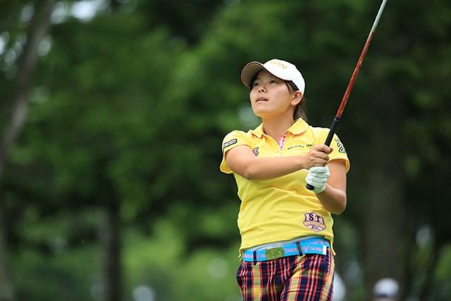 ベスト8に進んだ勝みなみ*写真提供:日本ゴルフ協会