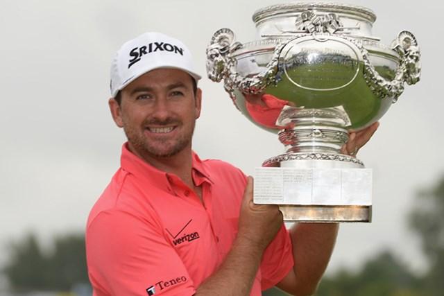 昨年は最終日に4ストローク伸ばしたグレーム・マクドウェルが連覇を達成した(Tony Marshall/Getty Images)