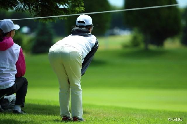 2015年 長嶋茂雄 INVITATIONAL セガサミーカップゴルフトーナメント 初日 ボランティア わかりましたよ。撮りますよ。撮ればいいんでしょ。