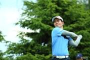 2015年 長嶋茂雄 INVITATIONAL セガサミーカップゴルフトーナメント 初日 リャン・ウェンチョン