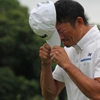 39歳の金子敬一が涙のチャレンジツアー初優勝を遂げた 2015年 HEIWA・PGM Challenge II in 霞ヶ浦 ~Road to CHAMPIONSHIP 最終日 金子敬一