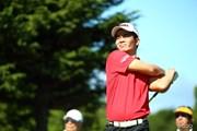 2015年 長嶋茂雄 INVITATIONAL セガサミーカップゴルフトーナメント 2日目 リャン・ウェンチョン