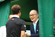2015年 長嶋茂雄 INVITATIONAL セガサミーカップゴルフトーナメント 3日目 J.B.パク