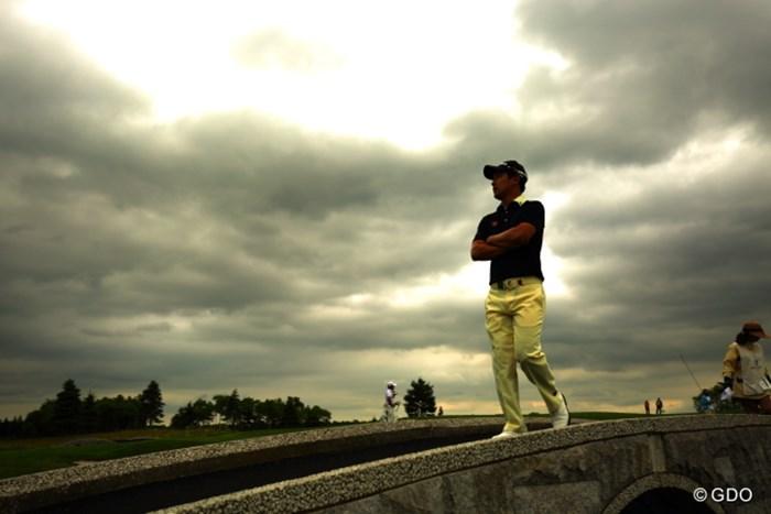 全英っぽいな 2015年 長嶋茂雄 INVITATIONAL セガサミーカップゴルフトーナメント 3日目 J.B.パク