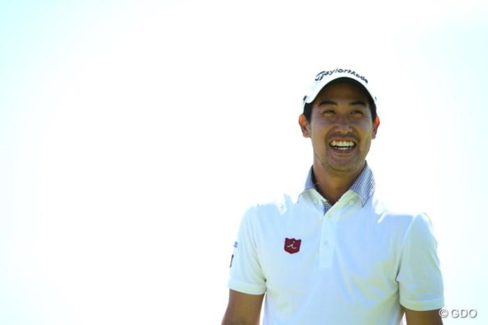 笑顔って誰でも素敵に見える 2015年 長嶋茂雄 INVITATIONAL セガサミーカップゴルフトーナメント 最終日 J.B.パク