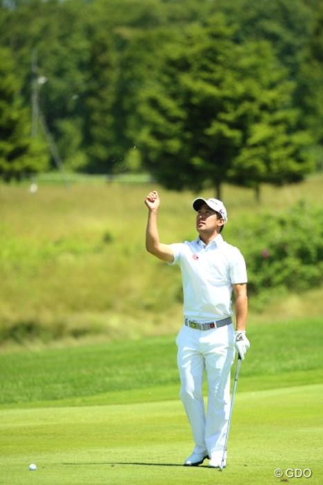 北の大地の風って読みやすいのかな? 2015年 長嶋茂雄 INVITATIONAL セガサミーカップゴルフトーナメント 最終日 J.B.パク