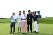 2015年 長嶋茂雄 INVITATIONAL セガサミーカップゴルフトーナメント 最終日 岩田寛