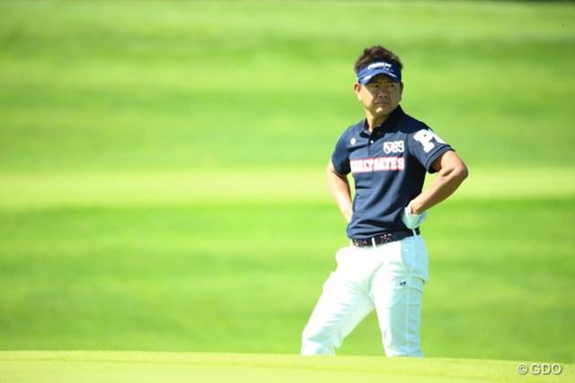 2015年 長嶋茂雄 INVITATIONAL セガサミーカップゴルフトーナメント 最終日 藤田寛之 コース設計へ強い意欲を示していた藤田寛之。どんなコースに仕上がるのか見てみたい!