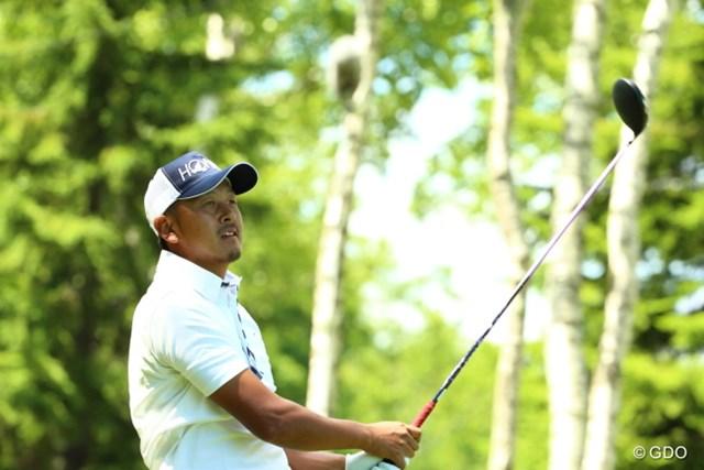 2015年 長嶋茂雄 INVITATIONAL セガサミーカップゴルフトーナメント 最終日 岩田寛 3位から出た岩田寛が通算16アンダーで逆転し、ツアー通算2勝目を飾った