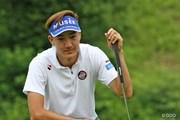 2015年 ミュゼプラチナムオープンゴルフトーナメント 事前 服部リチャード